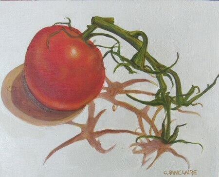 Tomatoes on the Vine 5
