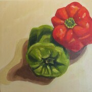 Red Pepper, Green Pepper