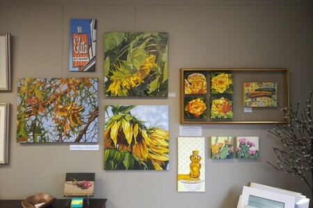 Now Showing at Picture This! Custom Framing and Gallery, Penticton